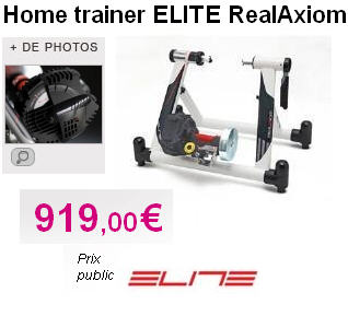 Hometrainer REALAXIOM